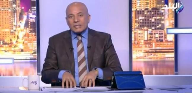 """أحمد موسى: يسري فودة متهم بالتحرش بـ3 من زميلاته.. """"مش هينام النهاردة"""""""