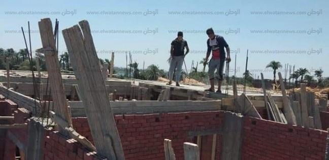 تحرير 20 محضرا تموينيا بمدينة البداري بأسيوط