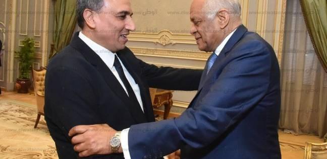 عبد المحسن سلامة: رئيس البرلمان أبدى دعمه للصحافة والصحفيين