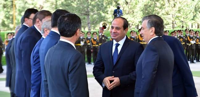مساعد وزير الخارجية الأسبق: توقيت زيارة السيسي لأوزبكستان مهم جدا