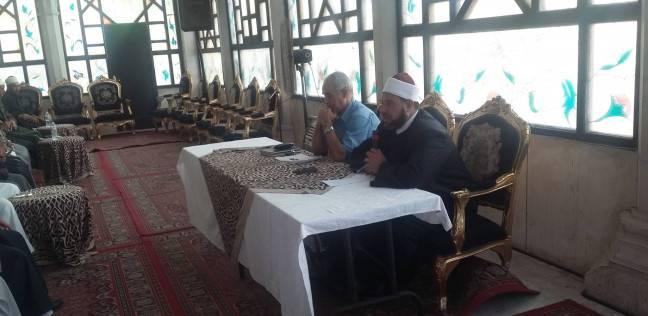 اختتام فعاليات الدورة التدريبية لشباب الأئمة والدعاة بالإسكندرية