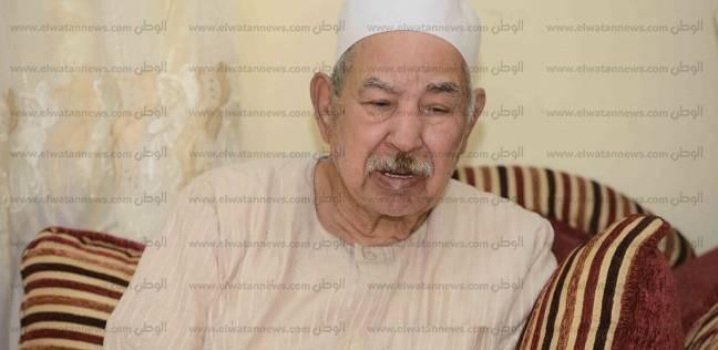مصر   الشيخ الطبلاوي عن شائعة وفاته:  لسه الأجل مجاش
