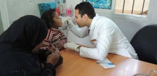 """""""الصحة"""": تقديم الخدمة الطبية لـ1455 مواطنا في جزيرة العزبي بالمنزلة"""