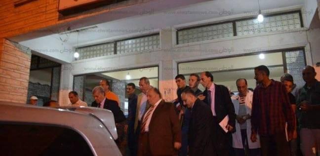 الرقابة الإدارية تلقي القبض على مقاول مستشفى جمصة المركزي بتهمة الرشوة