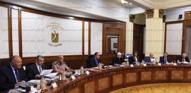 رئيس الوزراء يشكر وزير الداخلية والشرطة على حماية كنيسة مسطرد