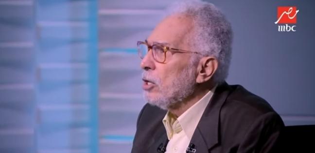 عبدالرحمن أبوزهرة: عاصرت ممثلين ماتوا من الخضة بسبب الأخطاء