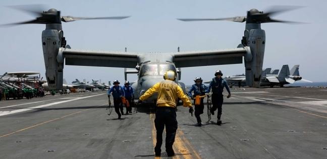 بالصور| الولايات المتحدة تنفذ مناورات في الخليج بمشاركة