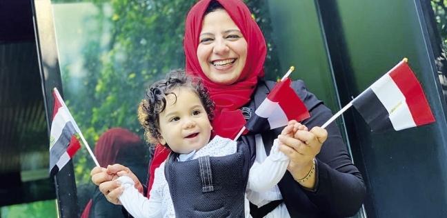 تابلوهات «أولاد مصر» فى مراكز الاستفتاء: «كلنا كده عايزين صورة»