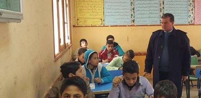 """وكيل """"تعليم الفيوم"""" يحيل ملاحظا ومراقبا بلجنة عمر بن الخطاب للتحقيق"""
