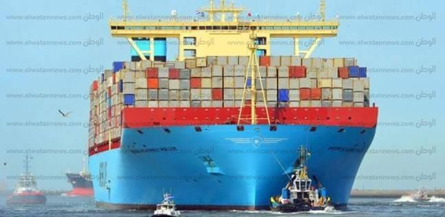 موانئ بورسعيد: دخول وخروج 20 سفينة إجمالي الحركة اليوم