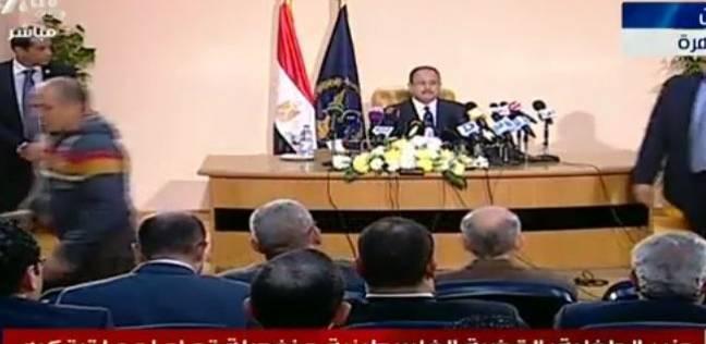 """وزير الداخلية: لا مصالحة مع """"الإخوان"""""""