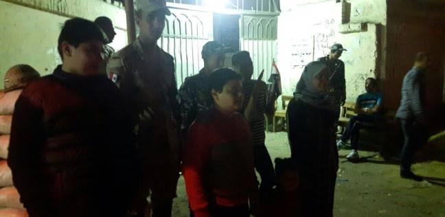 استمرار توافد الناخبين بالسيدة والدرب الأحمر قبل إغلاق اللجان