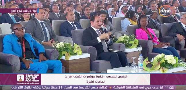 مساعد وزير الخارجية الأسبق: الشباب عنصر فعال لتحقيق الأمن والتنمية
