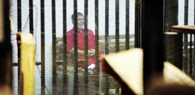 """تأجيل محاكمة مرسي في """"الهروب من السجن"""" لـ11 مايو"""