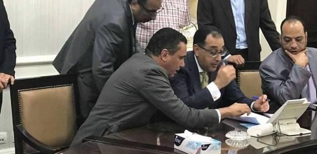 """بروتوكول مع """"الإنتاج الحربي"""" لإنشاء الصرف الصحي بقريتين في المنيا"""
