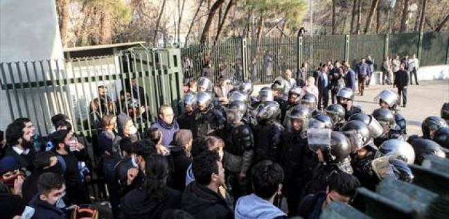 الأمم المتحدة: تواصلنا مع طهران بهدف احتواء أعمال العنف بإيران