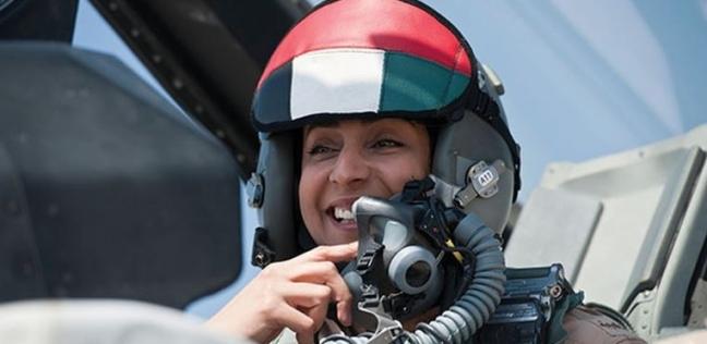 بعد تكريم السيسي لها.. تعرف على مريم المنصوري أول سيدة طيار بالإمارات