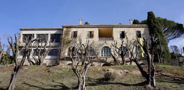 آخر منزل عاش فيه بيكاسو