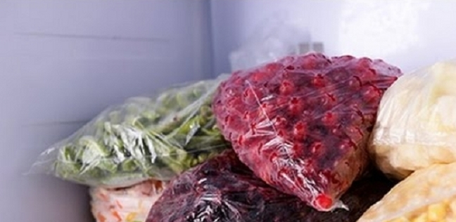 خطورة تخزين الطعام في أكياس بلاستيك