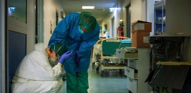 أطباء معالجي مرضى كورونا