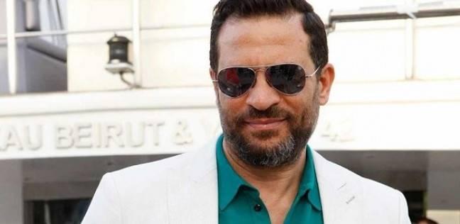 ماجد المصري يكشف حقيقة اعتداء غادة عبدالرازق عليه بالضرب