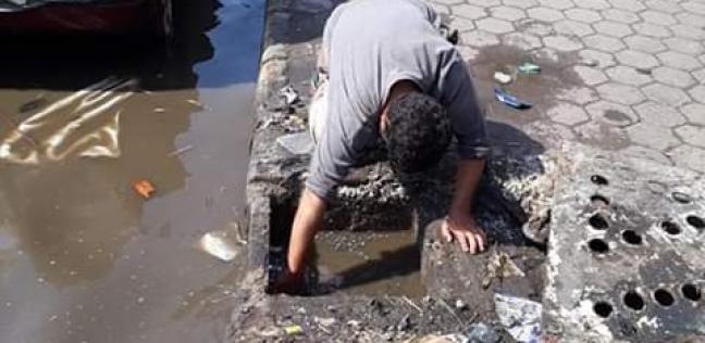 غنيم: مصادرة أدوات غسيل السيارات بالشوارع والتأكد من عمل بلاعات المطر