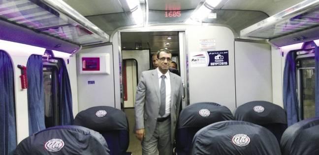 اليوم..بدء التشغيل التجريبى للقطار الـVIP «القاهرة - أسوان» بأيد مصرية