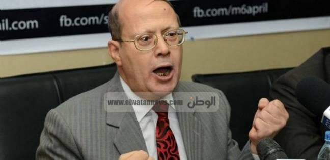 """عبدالحليم قنديل: عدد """"صوت الأمة"""" توقف بسبب """"أحزان الرئيس"""".. وسيصدر غدا"""