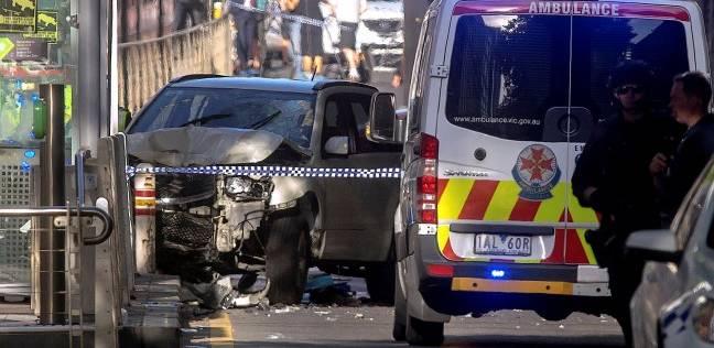 عاجل  مصرع 3 أشخاص في حادث دهس قرب محطة حافلات غرب لندن