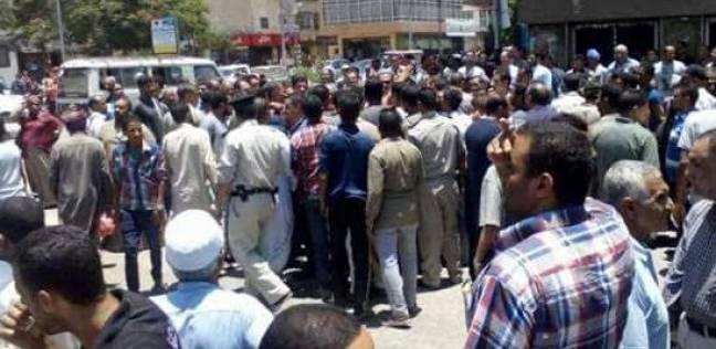 """إضراب سائقين على خط """"مدينة سوهاج – حي الكوثر"""" بسبب نقل الموقف"""