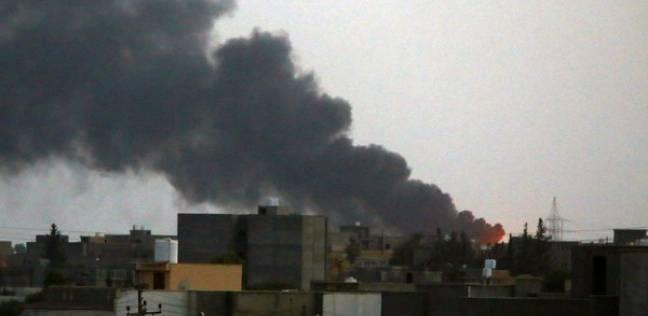 """""""التدخل السريع"""" في ليبيا: انفجار مسجد بنغازي بسبب عبوة ناسفة"""