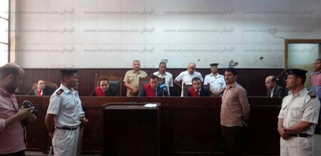 تجديد حبس صاحب عقار أضرم النيران في منزله لطرد السكان بدار السلام