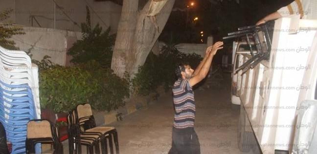 ضبط 4 مخالفات لقهاوي ومطاعم بالإسكندرية لعدم حمل شهادات صحية