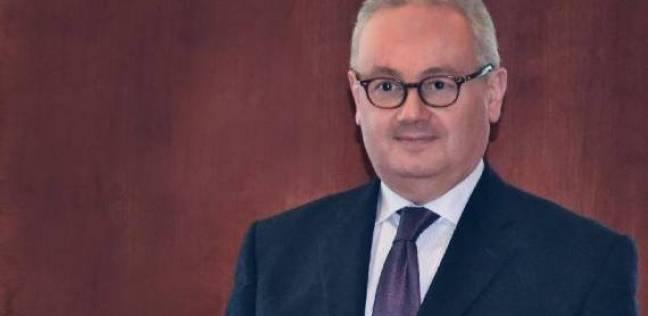 مساعد وزير الخارجية لشؤون المراسم يلتقي سفير إيطاليا