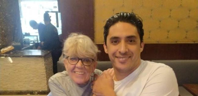 محمد محمدي وآيريس جونز