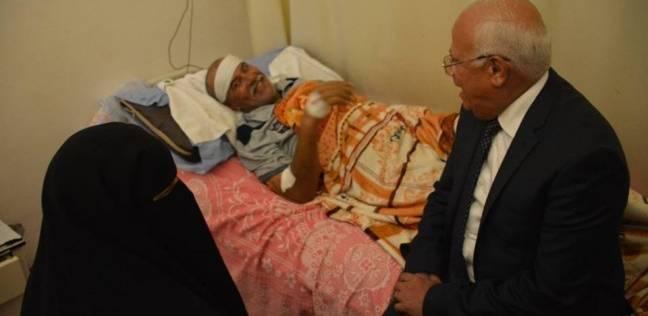 «سعاد المصري» تشارك في افتتاح وحدة جراحة المخ بمستشفى بورسعيد العام