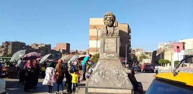 «حمى التشويه» تجتاح تماثيل رموز مصر