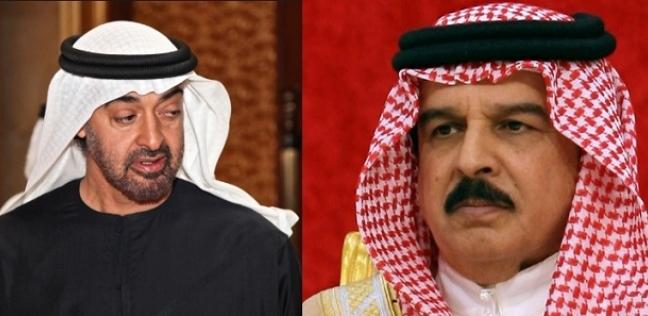 ولي عهد أبو ظبي يبحث مع ملك البحرين تطورات الأوضاع بالمنطقة