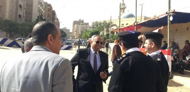 """الناخبون في المقطم يدلون بأصواتهم بـ""""الزغاريد"""" وهتاف """"تحيا مصر"""""""