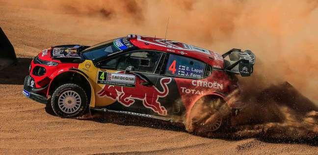 """""""سيتروين توتال"""" يعقد اختبارات لـ C3 WRC استعدادا لـ""""رالي أستونيا"""""""