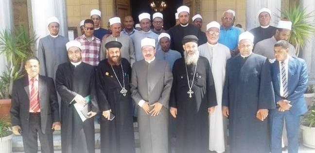 """""""رئيس المركزية الأزهرية"""" يشارك في زيارة إلى الكاتدرائية بالإسكندرية"""
