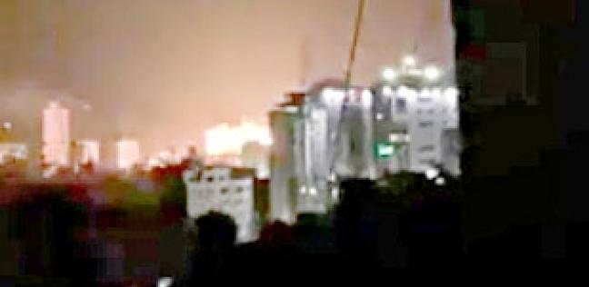 عاجل| جيش الاحتلال يقصف مبنى من 3 طوابق في حي صبرا