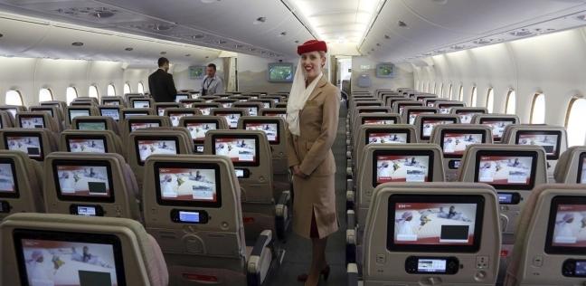 الطيران الإماراتية تعلن عن وظائف ضيافة جوية للمصريين براتب 42 ألف جنيه