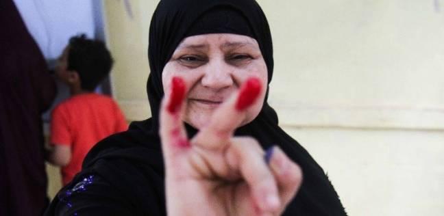 """""""سيلفي وزغرودة وحبر فسفوري"""".. هكذا وثق المصريون """"نزولة الانتخابات"""""""