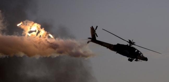 عاجل| القصف الإسرائيلي يدمر مبنى حكوميا في قطاع غزة