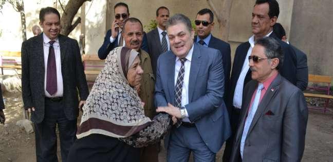 """رئيس """"الوفد"""" عقب إدلائه بصوته: الإقبال يعكس عبقرية الشخصية المصرية"""