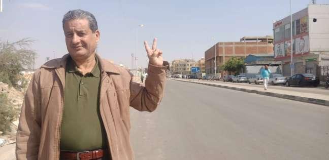 """مواطنو التجمع الأول في استفتاء الدستور: """"مصر بتتغير من أحسن لأحسن"""""""