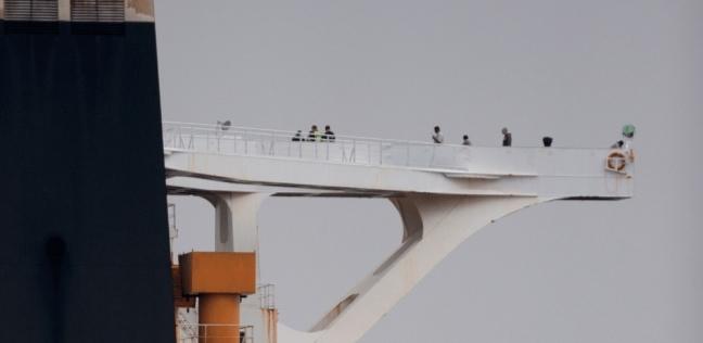 شرطة جبل طارق تفرج عن طاقم الناقلة الإيرانية المحتجزة