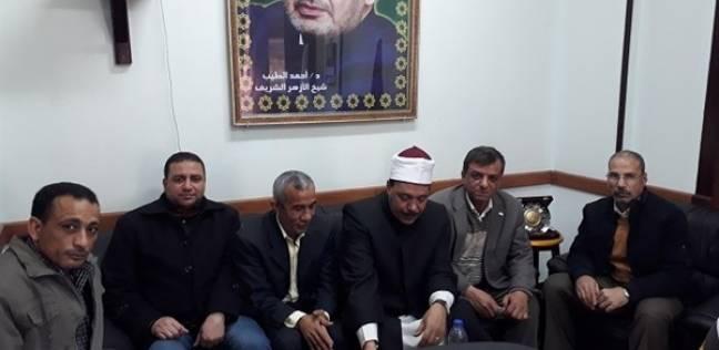 لجنة وورشة فنية من مشيخة الأزهر لإصلاح وجرد معاهد البحر الأحمر