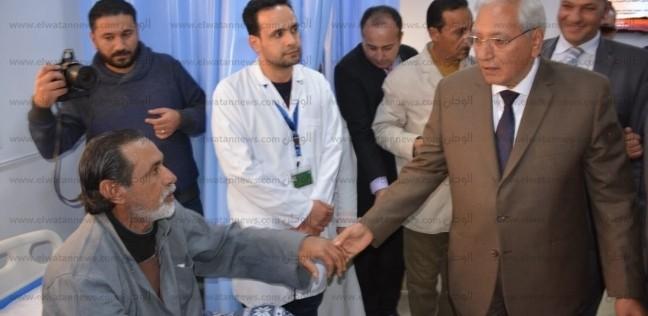 شاروبيم: مستشفى منية النصر به 51 ماكينة غسيل كلوي.. يبحث عن مرضى
